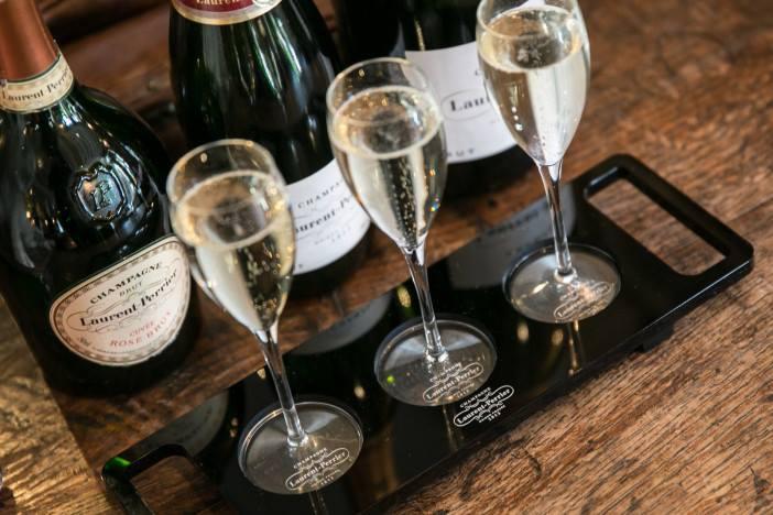 Laurent Perrier Champagne Dinner