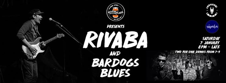 Marmalade Sessions featuring Rivaba and Bardogs Blues