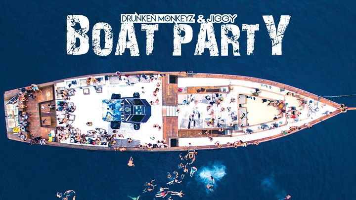 New Years Affair 31.12 - Boatparty