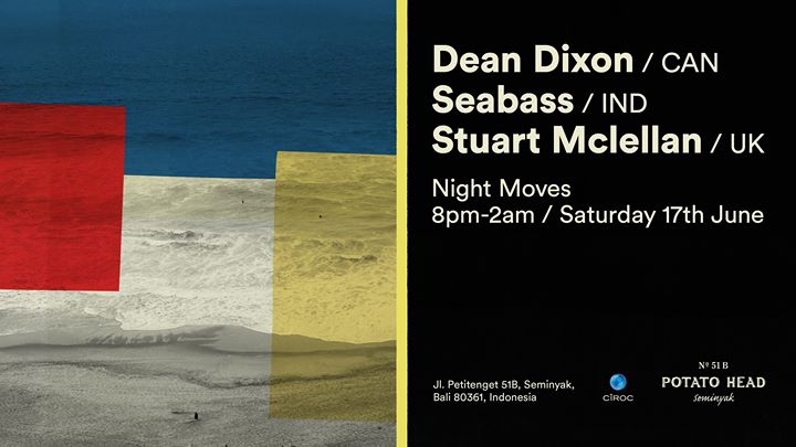 Night Moves ft. Dean Dixon, Seabass and Stuart McLellan