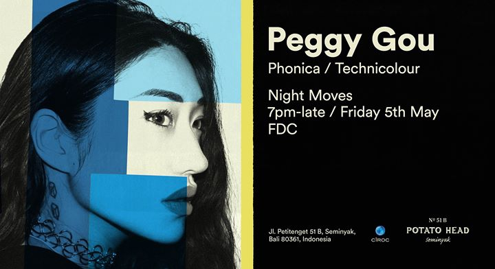 Night Moves with Peggy Gou