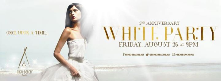 Nikki Beach White Party - Once Upon A Time