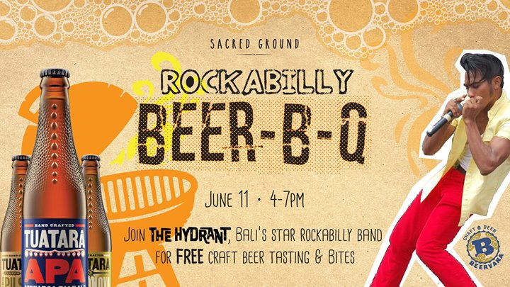 Rockabilly Beer-B-Q