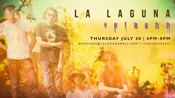 S p l a s h h (UK) live at La Laguna