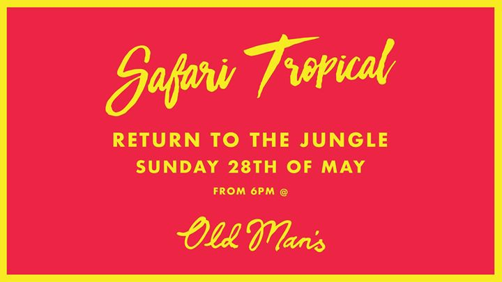 Safari Tropical at Old Man's