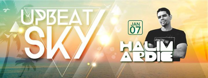 Saturday's Music Policy with DJ Halim Ardie