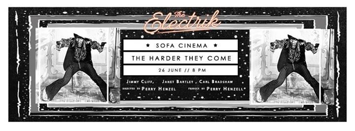 Sofa Cinema - The Harder They Come