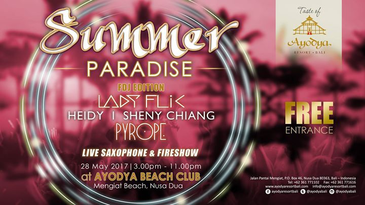 Summer Paradise FDJ Edition