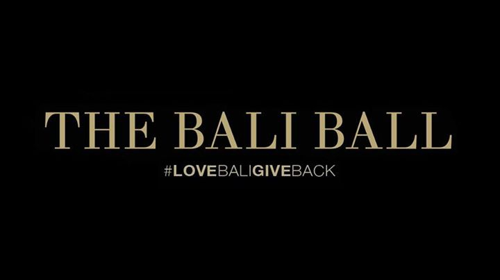 The Bali Ball 2017