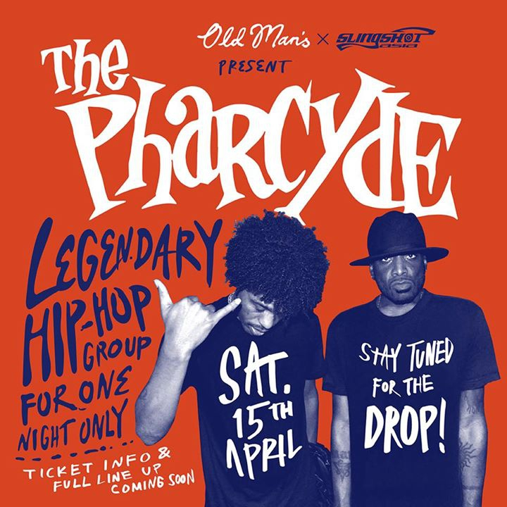 The Pharcyde - Live & Direct