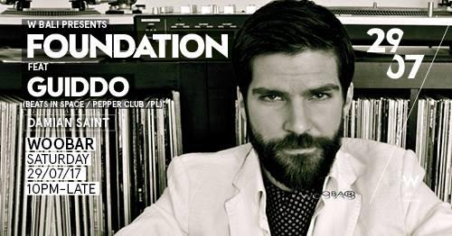 W Bali Presents Foundation ft. Guiddo