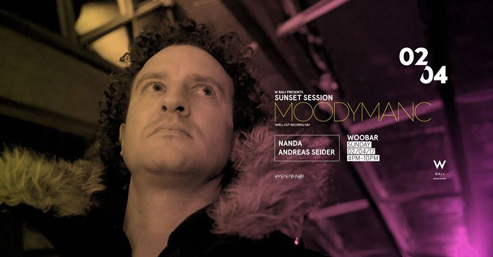 W Bali Presents Sunset Session ft Moodymanc