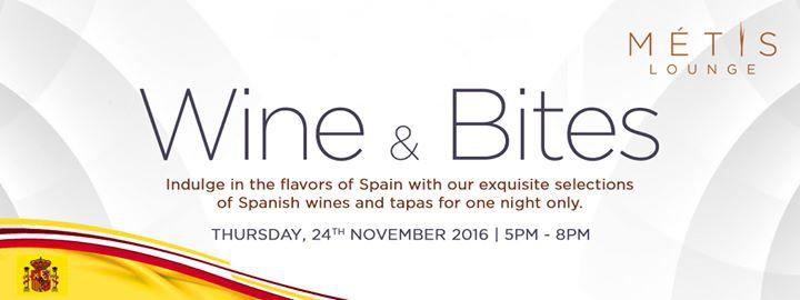 Wine & Bites – the 4th