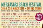 Mertasari Beach Festival in Sanur, Bali