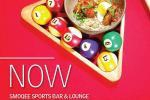 Opening of Smoqee Sports Bar & Lounge Jimbaran