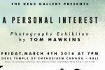 Tom Hawkins photo exhibition at Deus ex Machina