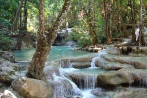 2-Day River Kwai & Erawan National Park Tour