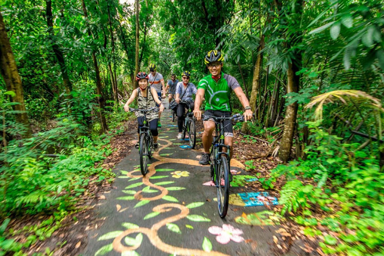 4-Hour Bang Krachao Bike Tour