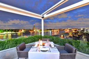 Above Riva Rooftop Restaurant & Roundtrip Transfer