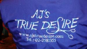AJ's True Desire Hairdresser