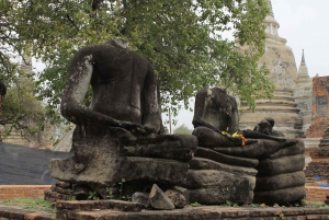 Ancient Ayutthaya Day Trip with Private Driver from Bangkok