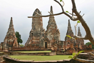 Ancient Ayutthaya UNESCO World Heritage Site Private Tour