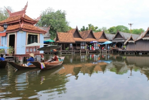 Ancient City Muang Boran Ticket with Private Transfer Option