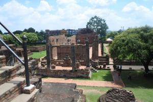 Ayutthaya: 5 UNESCO Temples Small Group Tour From Bangkok