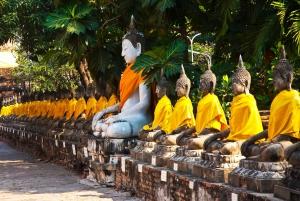Ayutthaya & Lopburi Monkey Temple Private Day Trip
