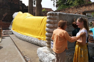 Ayutthaya Temples & Eco-Farm Private Tour from Bangkok