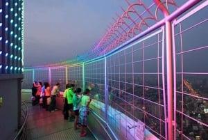 Baiyoke 81st Floor: BKK Balcony Buffet & Observation Deck
