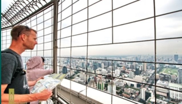 Baiyoke Sky Tower Observation Deck