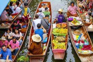 Bangkok: 2-Day River Kwai & Erawan National Park Tour