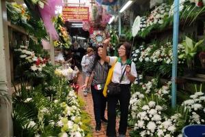 Bangkok: 4-Hour Flower Market and Little India Tour
