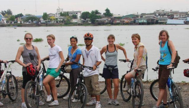 Bangkok Bike Rides
