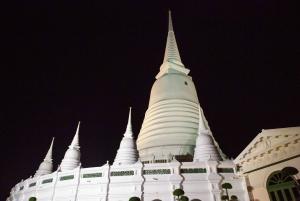 Bangkok by Night Tuk Tuk Tour: Markets, Temples & Food