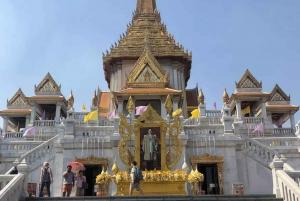 Bangkok: Chinatown and Wat Traimit Self-Guided Walking Tour
