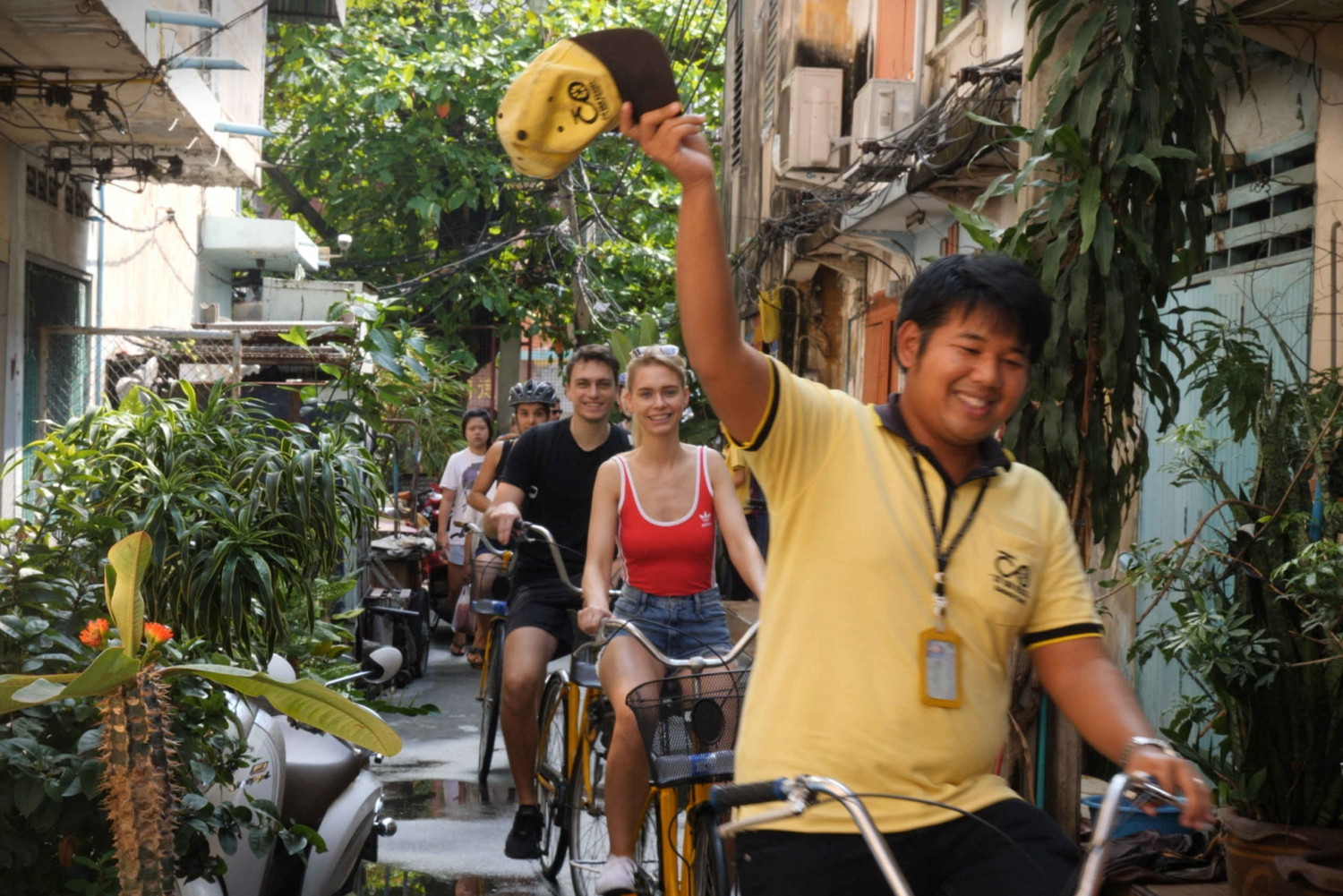 Bangkok Classical Bicycle Tour