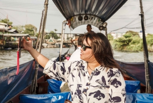 Bangkok: Customized Private Long-Tail Boat Hire with a Guide