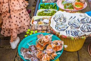 Bangkok: Damnoen Saduak Market and Maeklong Railway Market
