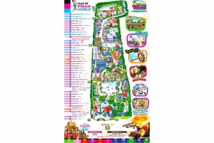 Bangkok: Dream World Entrance Ticket