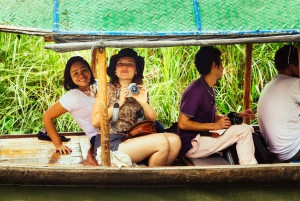 Bangkok: Floating Market Private Boat Tour with a Local