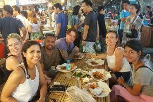 Bangkok: Floating Market Tour by Bike and Boat with Lunch