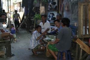 Bangkok Half-Day Rickshaw Ride and Walking Tour