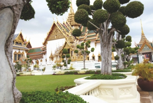 Bangkok: Half-Day Temple and Grand Palace Group Tour