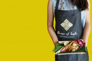 Bangkok: Hands-on Genuine Thai Cooking Class and Market Tour