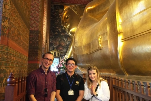 Bangkok in a Day: Must-Visit Highlights Tour with a Guide