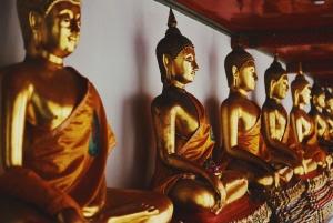Bangkok: Instagram Spots & Half-Day Temples Tour