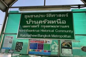 Bangkok: Jim Thompson House and Baan Krua Community Tour