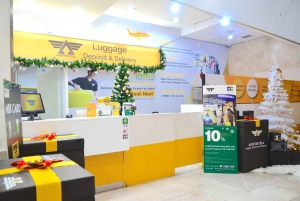 Bangkok Luggage Delivery: Airport, Hotel and Shopping Malls